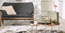 Vintage Charm Interiors | Maisons du Monde / Add a touch of vintage to your home without the vintage price tag...