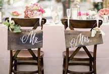 Rustic Wedding | Maisons du Monde / The extra decor details you haven't thought of yet to complete your rustic big day...
