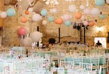 Pastel Wedding | Maisons du Monde / The softest pastels to perfect your big day...