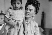 FRIDA KAHLO / La mia passione per Frida Kahlo