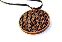 FlowRing Creations / Sacred Geometry, Decorations, Jewelry