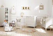 Bear necessities nursery   Maisons du Monde / Turn your nursery into the perfect teddy bear hideaway...