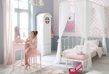 Fit For A Princess | Maisons du Monde / Bedroom ideas perfect for royalty | Shop our inspiration and collections http://www.maisonsdumonde.com/UK/en/inspirations/girls-bedrooms-nb8b1bc6275333dceda4150355045838062c9ae9.html
