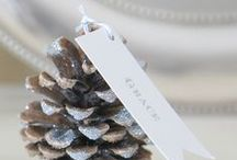 Wedding - Winter Romance / Add a touch more magic to a winter wedding...