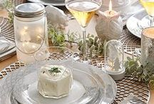 Party Season | Maisons du Monde / 'Tis the season.... Be the hostess with mostest at all your festive dinner parties and get togethers | discover all the party and dining essentials at http://www.maisonsdumonde.com/UK/en