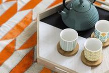 Unwind Interiors | Maisons du Monde / Take a moment from your day. Be it tea time or a coffee break, make sure you make your home the perfect place to relax.