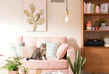 Urban Garden | Maisons du Monde / Turn over a new leaf with our Urban Garden collection! Go crazy for cacti, fuel the flamingo frenzy and grow evergreen with our latest decor designs.