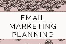 Email Marketing Planning / If you aren't careful, you may end up wasting a lot of time with email marketing. Learn the tips that will bring you to success efficiently AND effectively. Grab my FREE 10-step checklist Inbox Zero For Perfectionists and join an amazing community of like-minded achievers for support, accountability, and motivation. #confidence #productivity #success #email #planning