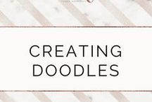 Creating Doodles / Tips and ideas on how to draw doodles. Channel your creative by learning something new. Want to become a better version of yourself. Discover Mindful Planning today. Please visit debbieinshape.com today!