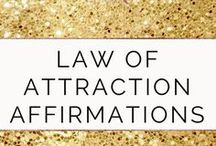 Law Of Attraction Affirmations / Start applying Affirmations to help you manifest the lifestyle of your Dreams. Get rid of procrastination, overwhelm, and stress while creating a prosperous routine with confidence and efficiency for success. Discover how you can use Mindful Planning to make room in your day for the things that truly matter to you. #productivity #confidence #success #affirmations #lawofattraction #abundance #prosperity