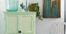 Mint colour crush   Maisons du Monde