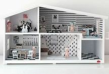INSPIRATION doll houses