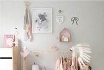 HOME children's rooms / Vintage style children's rooms