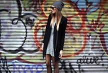 fashion / streetstyle looks. basically, looks that I might be able to achieve. woowoo. / by Julia Johnson