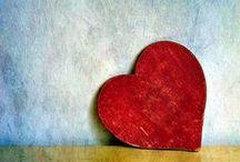I heart hearts / by Jillian O'Bannon