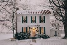 Exterior Home Sweet (Dream) Homes / Lovely yards, gardens, pools. and homes with curb appeal.  / by Ashley Grace Harter