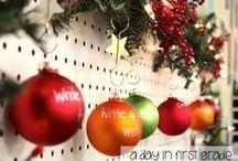 Christmas / by Julie Fedirchuk
