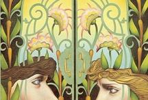 Prints - Nouveau & Deco / by Aaryn West