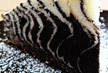 Marble & Striped Cakes