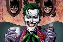 Comics - Joker / Batman - Joker - Mr J.