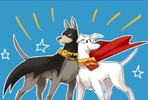 Comics - Super-Pets / Krypto, Ace the Bat-Hound etc.