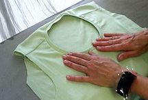 Garment Sewing & Alterations Tutorials / by Sew-Whats-New.com