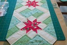 Quilting Projects and Inspiration / Quilting tutorials, videos, projects, patterns and more.