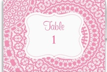 Sharon's Pink Wedding Designs & Ideas / by Flissitations