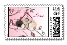 US Postage Stamps / by Flissitations