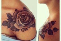 Ink ideas / by Katie Ruddy