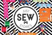 Sew it up / Sewing and crochet / by Sarah Lee