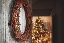 A Warm Christmas Welcome / Making your home welcome this Christmas