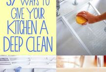 Clean / by Danielle Townsley