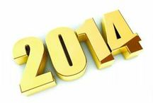 2014 / Mottos, challenges, goals, and plans for the new year: 2014!