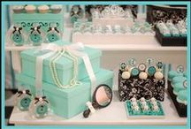 Breakfast at Tiffany's / Breakfast, brunch, and tea time in Tiffany's style!