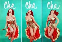 Cha-Cha! / An offshoot of the Mambo, the Cha Cha (originally the cha-cha-cha) evolved out of popular movements in a slow-tempo Mambo called the Triple Mambo. By 1954 it became a dance of its own. The Cha Cha is a must-know style and has become the all-time favorite latin dance- it's also one of the dance styles we will help you master in our Arthur Murray Studios!