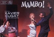 Mambo! / Introduced by band leader Anselmo Sacaras in 1944, the Mambo – a merger of Swing and Rumba – didn't really catch on until the 1950s, but remains very popular today.