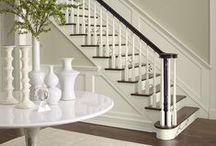 Stairs/Foyer