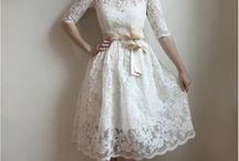White dress dreams / by Danielle Townsley