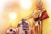 Star Wars - Droids / Star Wars - Droids (C3PO, R2D2, BB-8, C1-10P)