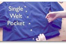Pocket Sewing