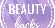 Beauty Hacks / Beauty hacks for moms: tips and tricks for makeup and hair.