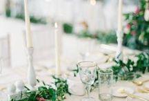 wedding venue // decor