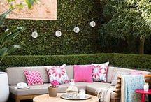home // outdoor patio