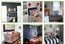 Kiddies Rooms...