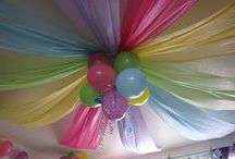 Kids Party Ideas / Party planning/ Tea parties/ Celebrations....