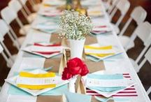 Birthday Party Inspiration / by True Event