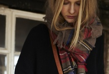 Warm and Cozy / Knits, Blankets and Autumn/Winter Wear / by Rebecca Vogel Pitts