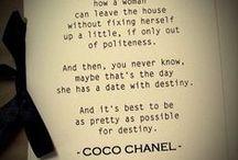 Wise Words / by Andie Gamble