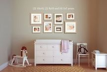 Family portraits & Wall Display / by Kid Chan